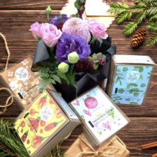 오후의 정원 햇볕 좋은 봄날 드립백 커피세트 (6개 * 4가지)