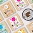 오후의 정원 바람부는 여름 드립백 커피세트 (6개 * 4가지)